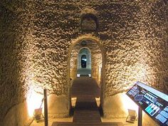 Cisternas Romanas