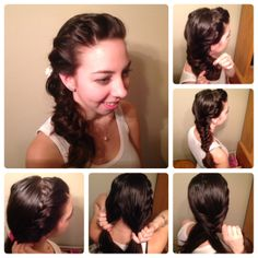 Deidra_Heisler   #GOT #GameofThrones #festivalhair #hairtutorial #coachellahair #sexyhair #howto #DYI #Tutorial #Concerthair