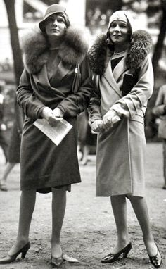 Fashion in Paris 1928