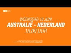 WK Brazilië 2014 | Woensdag 18 JUNI | Australië - Nederland | 0900 BIERT...