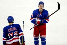 Rangers rookies haven't caught up to speed of the NHL game