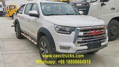 ISUZU/JAC/TOYOTA/FORD pickup wrecker truck Fuel Truck, Tow Truck, Ford Pickup Trucks, Toyota, Ford Trucks