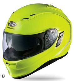 Kabuto Helmets, Kamui model.  Excellent helmet