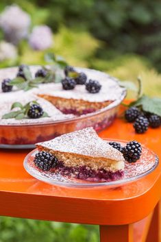 OSTRUŽINOVÝ CLAFOUTIS - Inspirace od decoDoma Flan, Treats, Ethnic Recipes, Sweet, Pudding, Sweet Like Candy, Candy, Creme Brulee, Goodies