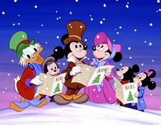 Photo of Mickey & Friends for fans of Classic Christmas Cartoons 17601894 Mickey Mouse E Amigos, Mickey E Minnie Mouse, Mickey Mouse And Friends, Disney Mickey, Walt Disney, Disney Vintage, Retro Disney, Disney Love, Disney Magic