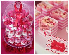 Cute idea for a girly party