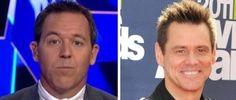 Greg Gutfeld calls Jim Carrey a deadly 'pathetic tool,' 'sad little freak,' 'jiberring mess' [VIDEO]
