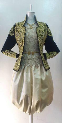 tenue algéroise