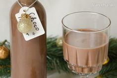 Domáci čokoládový likér