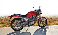1986 Yamaha SRX600S (SRX-6)