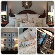 Our master bedroom <3 #design @makeupbytiffanyd(MakeupByTiffanyD)   DM.Stagram - Instagram Messenger (beta)
