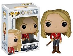 FunKo Once Upon A Time Emma Swan Toy Figure >>> You can find more details by visiting the image link.