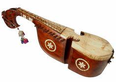 Afghan musikinstrumen Rubab Nr:16/1 - orientart