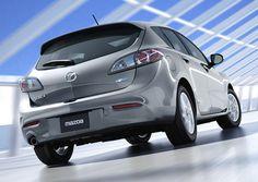 2013 Mazda3 Hatchback Fuel Efficient Compact Car - up to 39 MPG   Mazda USA