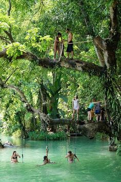 The Beauty of Vang Vieng, Laos. Informative article on Vang Vieng places to see and travel tips. Oh The Places You'll Go, Places To Travel, Travel Destinations, Places To Visit, Vientiane, Laos Travel, Asia Travel, Dream Vacations, Vacation Spots