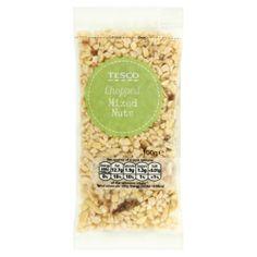 #Tesco! Chopped mixed nuts.