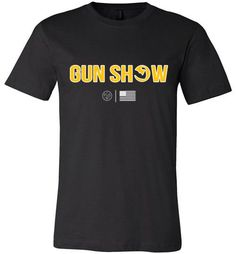 Stay Motivated with this awesome Gun Show T-Shirt Get your NOW exclusively from http://impowerapparel.com/products/gun-show-t-shirt?utm_campaign=social_autopilot&utm_source=pin&utm_medium=pin #motivation #inspiration #greatness