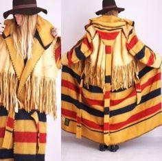 The ultimate blanket coat!