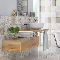 Kolekcja Bordeux. Piękne marokańskie wzory i różne odcienie beżu tworzą ciekawą całość. Bathroom   łazienka   maroko   design   home   tiles