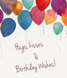 Happy Birthday Wishes And Birthday Greetings – Birthday Cards