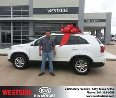 #HappyBirthday to Henry from Rubel Chowdhury at Westside Kia!  https://deliverymaxx.com/DealerReviews.aspx?DealerCode=WSJL  #HappyBirthday #WestsideKia