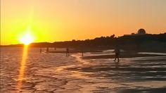 Anochecer en el El Portil (Huelva) / Sunset over El Portil (Huelva)