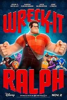 And yes the movie reck it Ralph