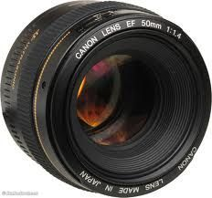 Canon 50mm 1.4   Amazingly sharp and fast glass