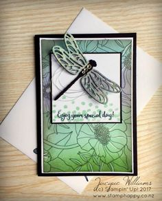Jacque Williams – Top New Zealand Independent Stampin' Up! Demonstrator as Stamp Happy