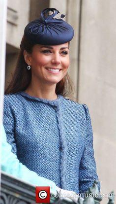 Catherine, Duchess of Cambridge, aka Kate Middleton at