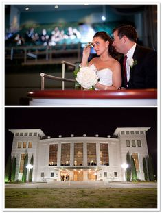 Norfolk Virginia Wedding at the Harrison Opera House / Leigh Skaggs Photography / via @Jeremiah Juso & Bleu