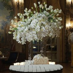 Top Wedding Floral Designers | ... recent escort arrangement I created for a wedding in the Pierre Hotel