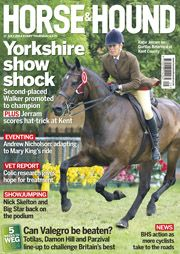 Don't miss this week's issue of Horse & Hound, on sale Thursday 17 July