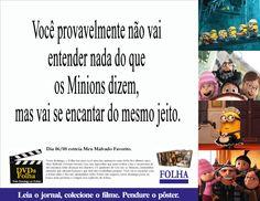 Anúncio Folha