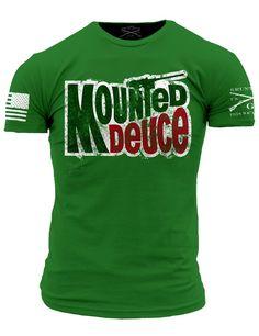 Mounted Deuce Shirt