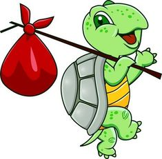 Illustration of Funny turtle vector art, clipart and stock vectors. Cartoon Clip, Cute Cartoon, Cute Turtle Cartoon, Painted Rock Animals, Painted Rocks, Tortoise Drawing, Turtle Book, Pencil Drawings For Beginners, Boys Quilt Patterns
