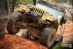 On the trail with the Jeep Jamboree
