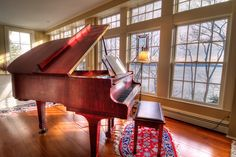One of my goals in life... to own a baby grand piano