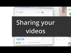 Share YouTube videos > Teilen Sie YouTube-Videos