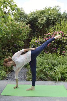 Mandala Dance pants - navy