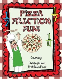 Oh my! Pizza pie! What better way to teach fractions than with pizza! This super-fun activity lets your students decide how much pizza they are goi...