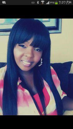 Rpgshow Black Hair pts001 #blackhair #bangs