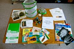 Nancy Larson Science 1, science curriculum, complete science kit