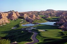 Fun Golf Course.