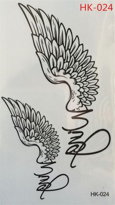 2016 New Water Transfer Tattoo Golden Gold English Eagle Wings Fake Glitter Metallic Temporary Tattoo Stickers for Womens Taty Wing Tattoo Arm, Eagle Wing Tattoos, Feather Tattoos, Back Tattoo, Tattoo Ink, Flash Tattoos, Name Tattoos, Sexy Tattoos, Tatoos