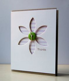 simple and pretty card