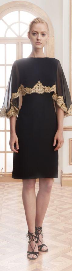 Reem Acra Resort 2016 Fashion Show