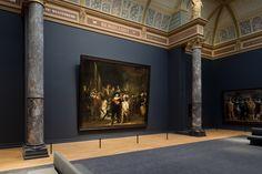 """""""La Ronda de noche""""de #Rembrandt es una de las joyas de la colección permanente del #Rijksmuseum de #Ámsterdam http://www.viajaraamsterdam.com/museos-en-amsterdam/rijksmuseum/ #viajar #Holanda"""