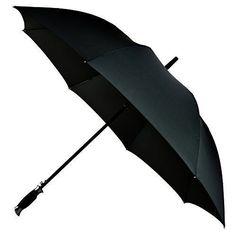 #beachaccessoriesstore LifeTek New Yorker 54 Inch Automatic Open Golf Umbrella Teflon Rain Repellant Canopy Extra… #beachaccessoriesstore #GolfUmbrella