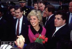 Princess Diana in New York